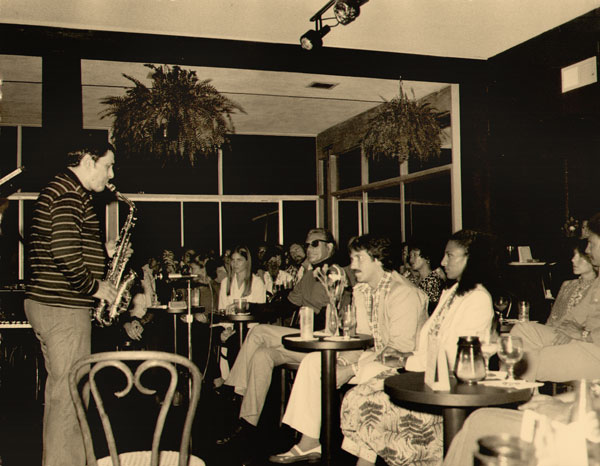 Art Pepper at Pasquale's
