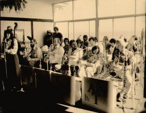 Toshiko Akiyoshi-Lew Tobackin Big Band at Pasquale's