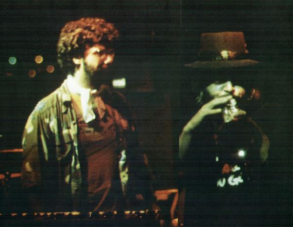 Chick Correa & Chuck Mangioni at Pasquele's