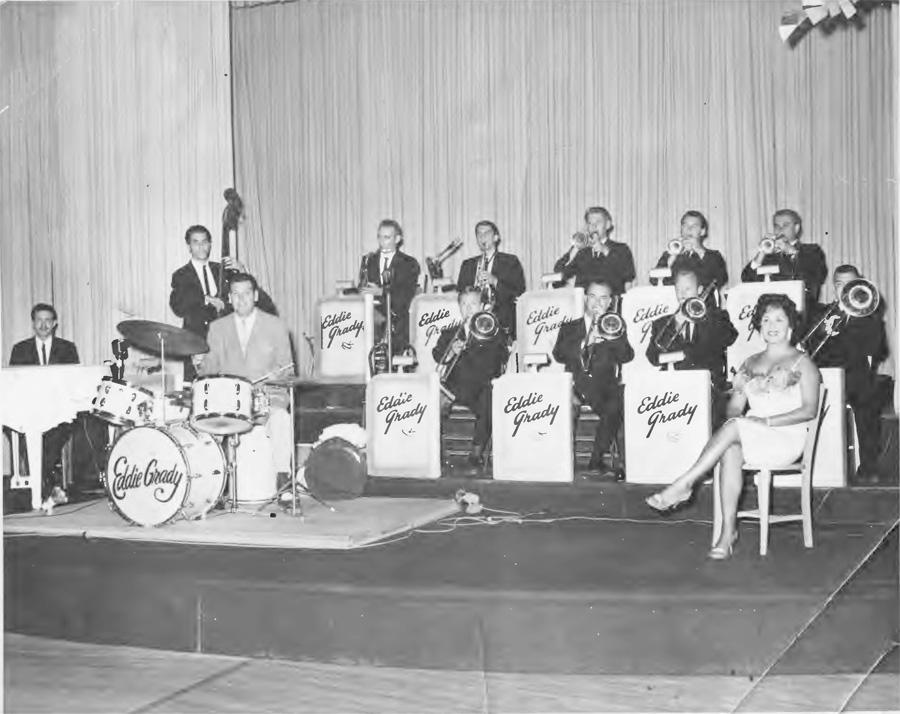 My first gig in Los Angeles, 1960 Pat Senatore