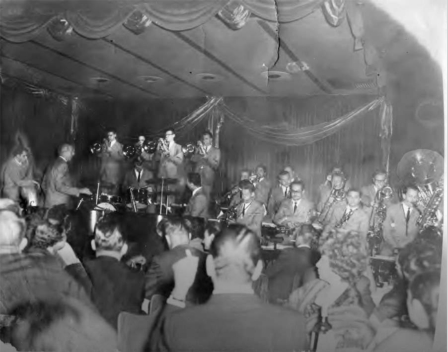 My first major gig with Stan Kenton in 1961